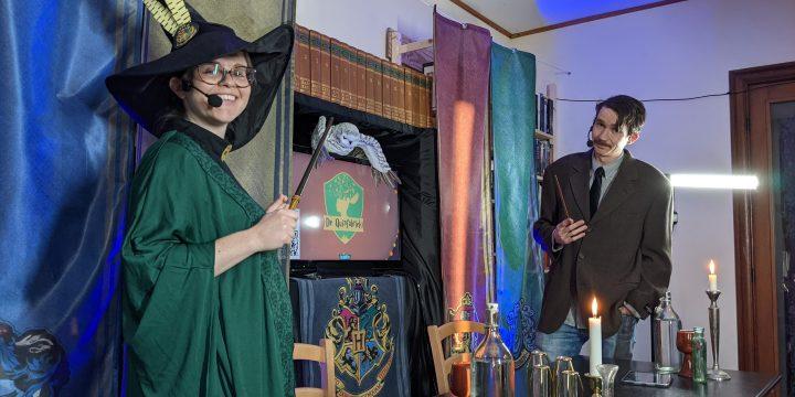In de hersenpan: Harry Potter-quiz Viavia editie
